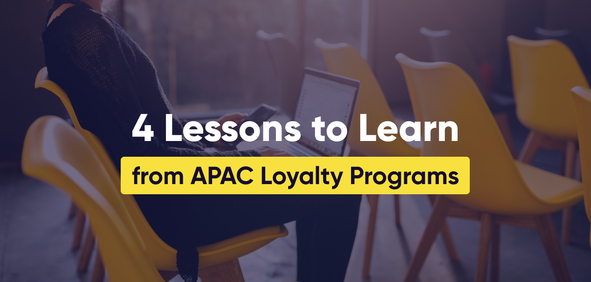 The cover of Antavo's article about a successful loyalty program in the APAC region