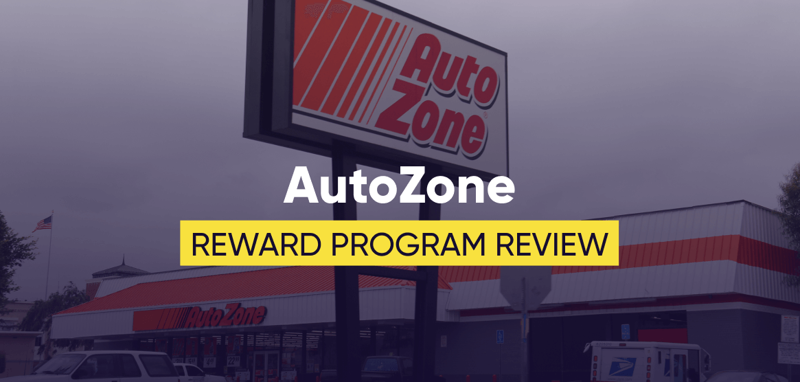 The cover image for Antavo's article reviewing the AutoZone Rewards Program
